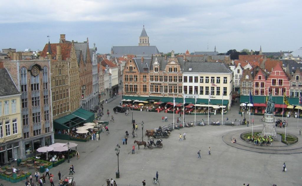 Marktplatz - Brügge