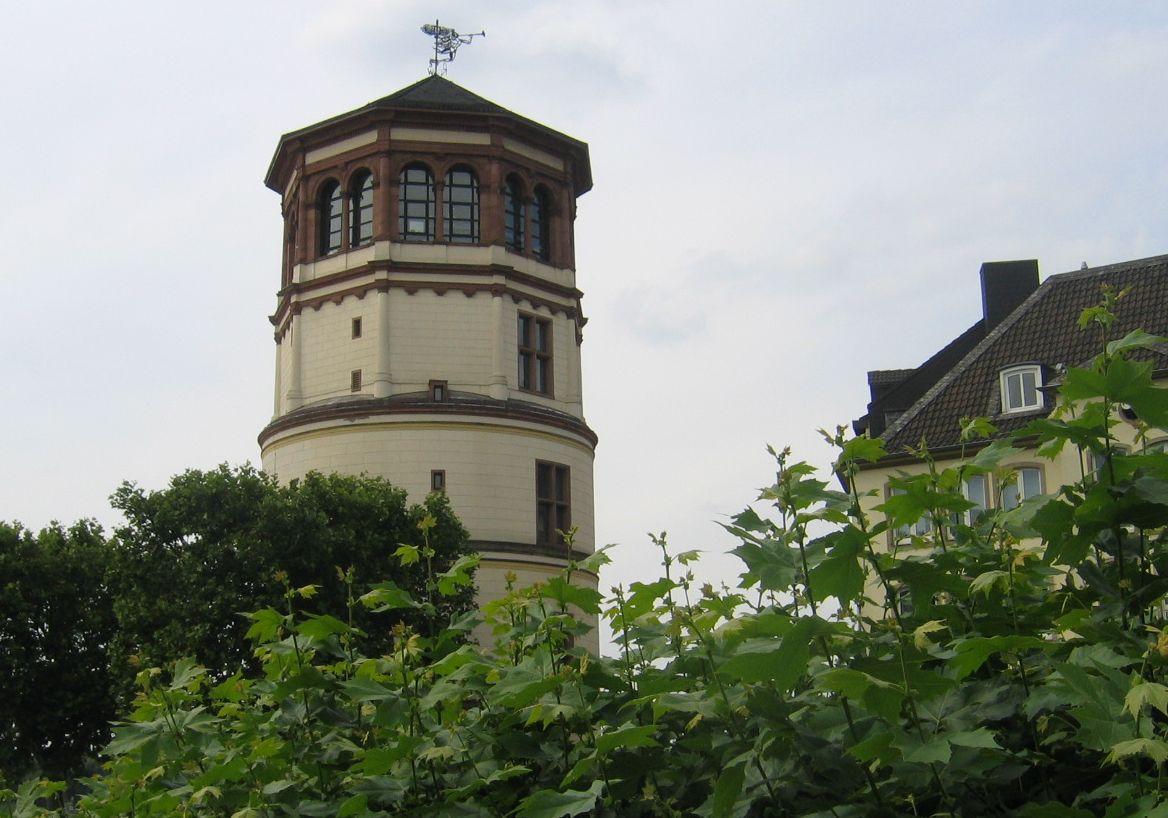 Düsseldorf - Schloßturm