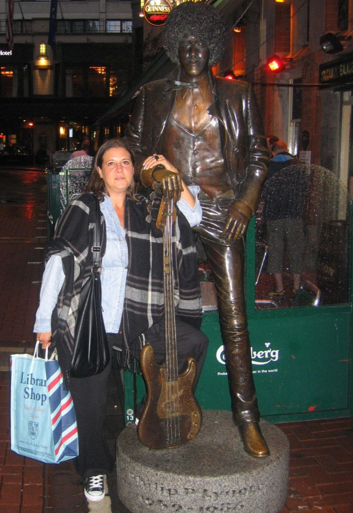 Phil Lynott and me