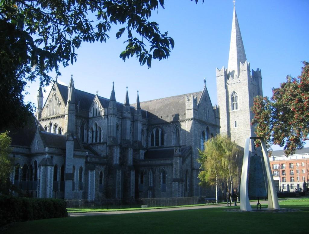 Saint Patrick`s Cathedral