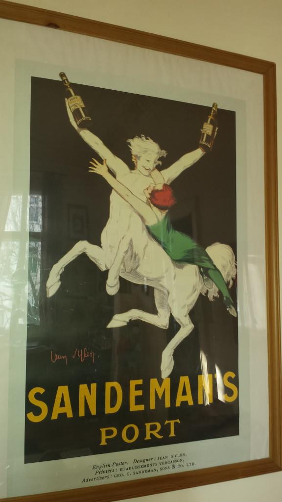 Sandeman Porto - Souvenirs