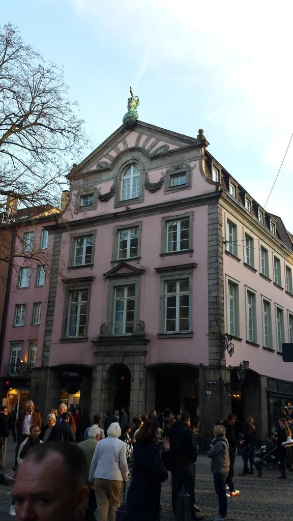 "Haus mit ""Et Kabüffke"""