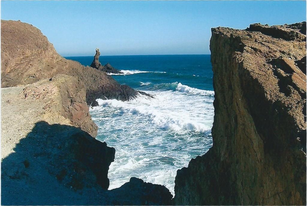 Andalusien Küste