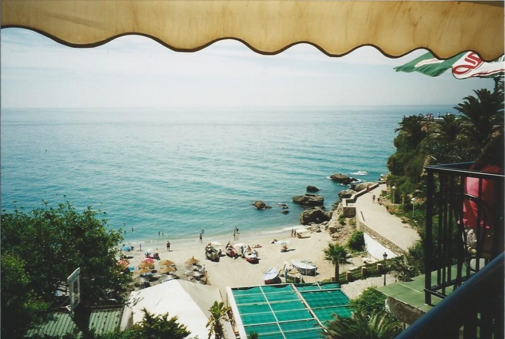 Bucht Nerja