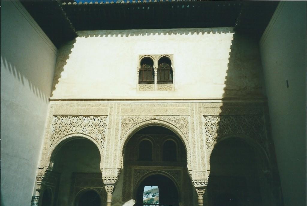 Alhambra Bögen