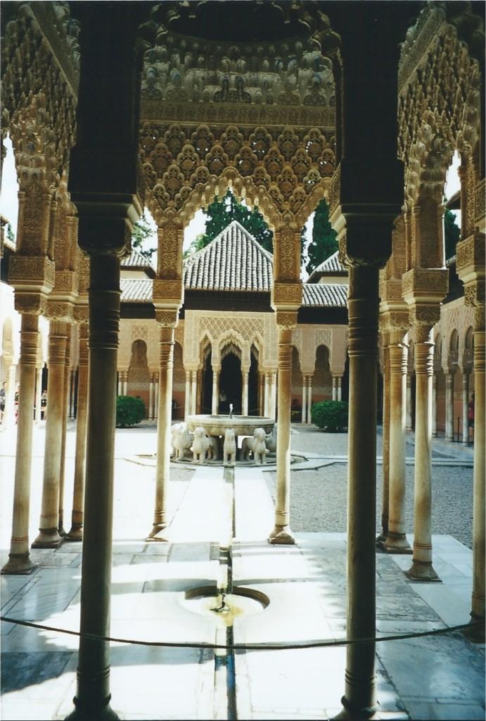 Alhambra Brunnen