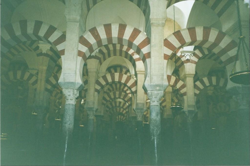 Mezquita Säulenhalle