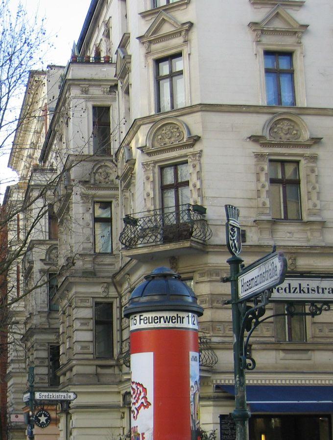 Husemannstraße