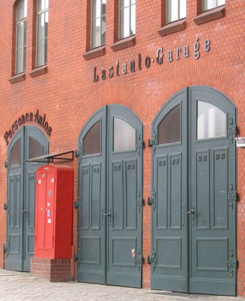 Gelände Kulturbrauerei