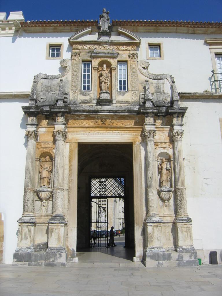 Porta Ferrea - Coimbra
