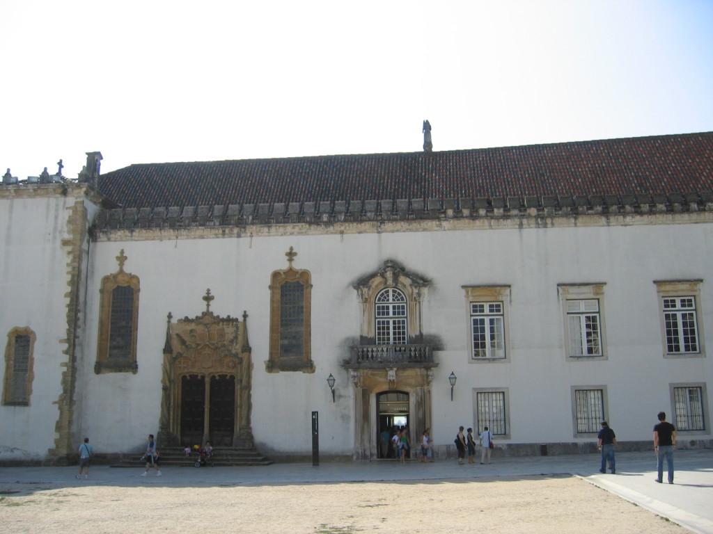 Capela de Sao Miguel - Coimbra