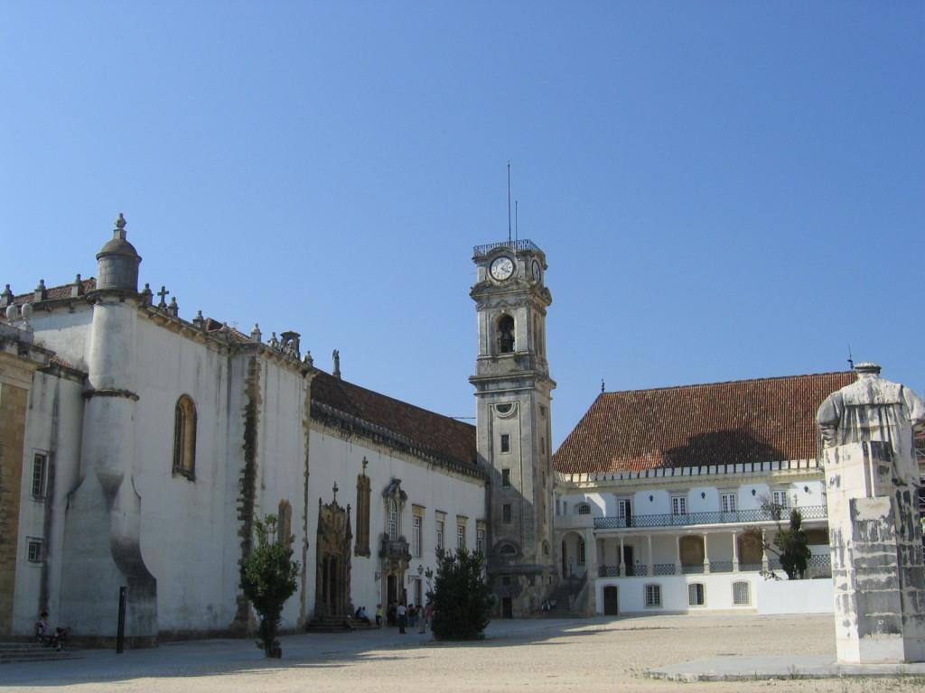 Patio das Escolas - Coimbra