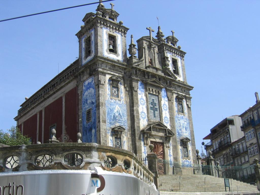 Kirche des Heiligen Ildefonso - Porto