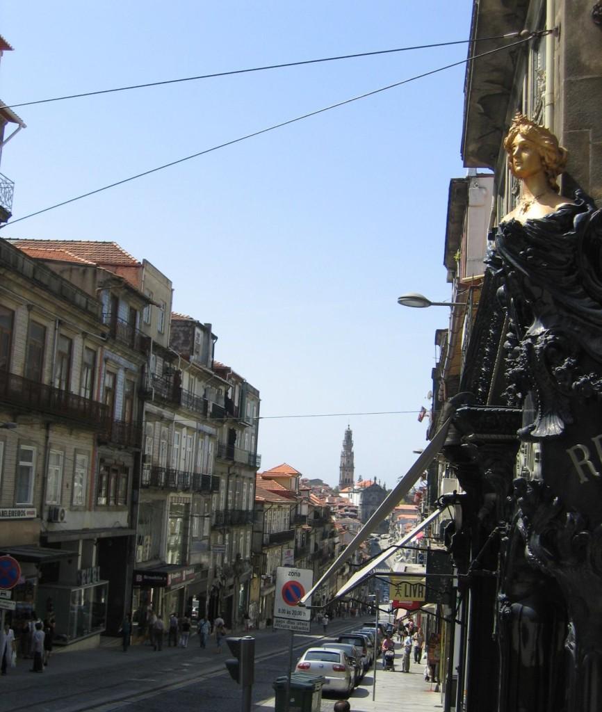 Häuserfassaden - Porto