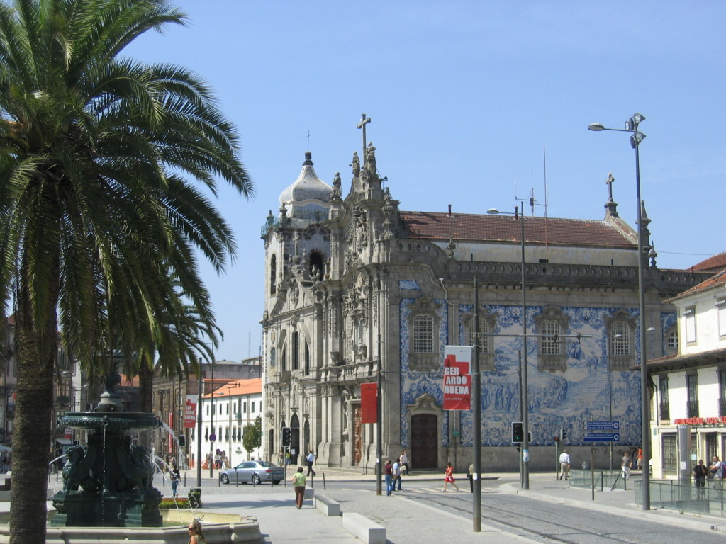 Kirche do Carmo - Porto