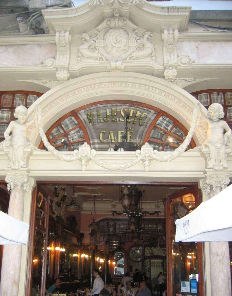 Cafe Majestic - Porto