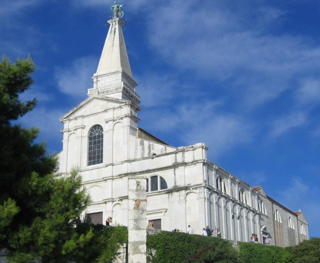 Kirche St. Euphemia