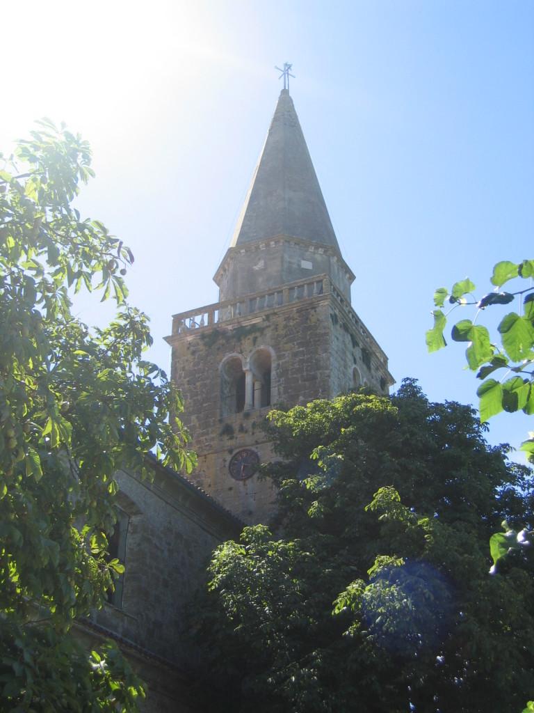 Kirche in Groznjan