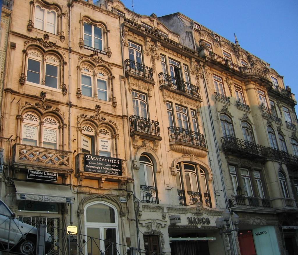Praca Oito de Maio - Coimbra