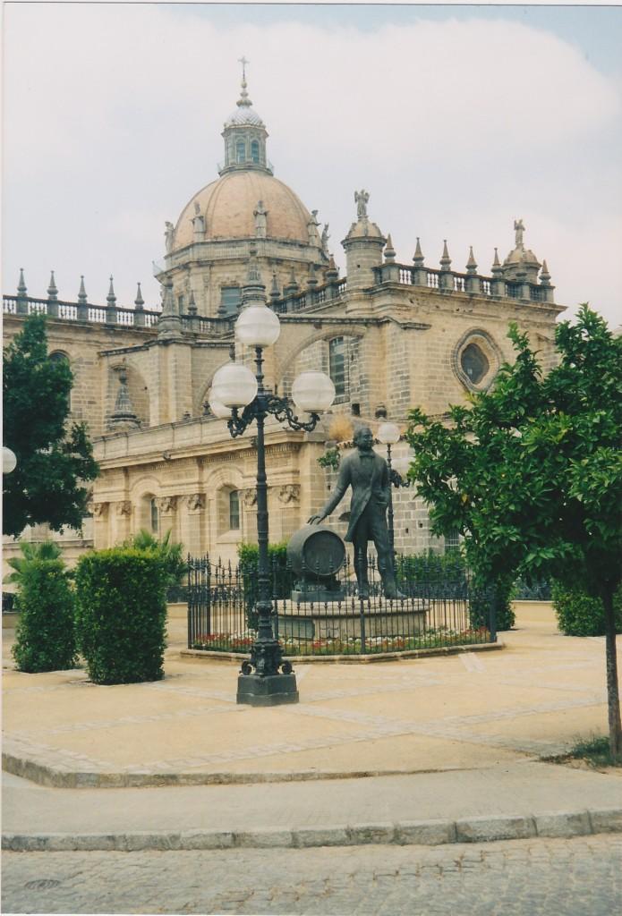 Jerez-Kathedrale