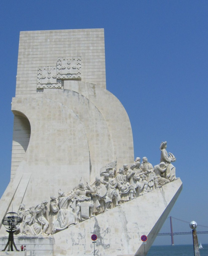 Entdeckerdenkmal Lissabon
