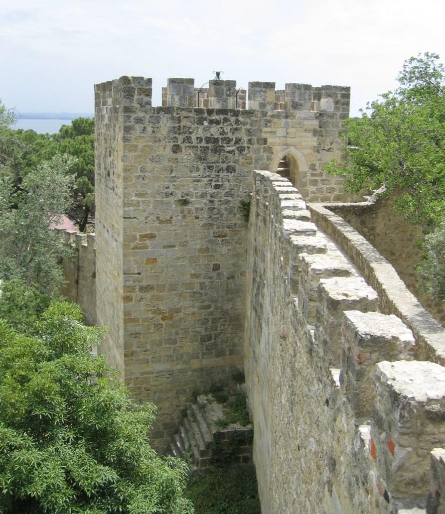 Turm des Castelo