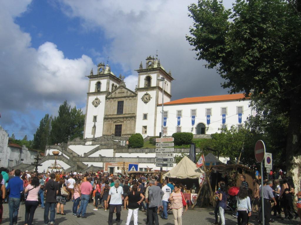 Convento in Santa Maria da Feira