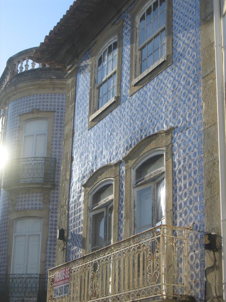 Haus mit Azulejos