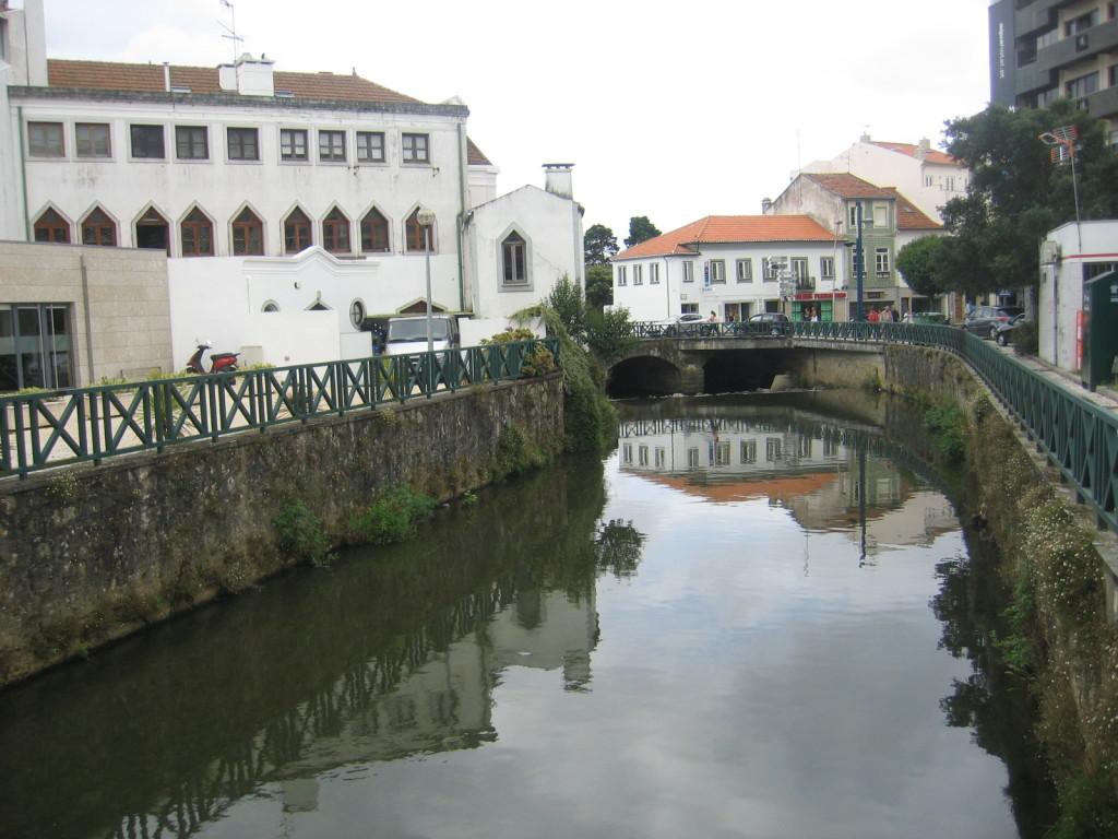 Rio Caster em Ovar