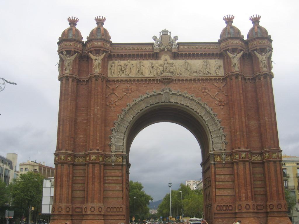 Arc de Triompf