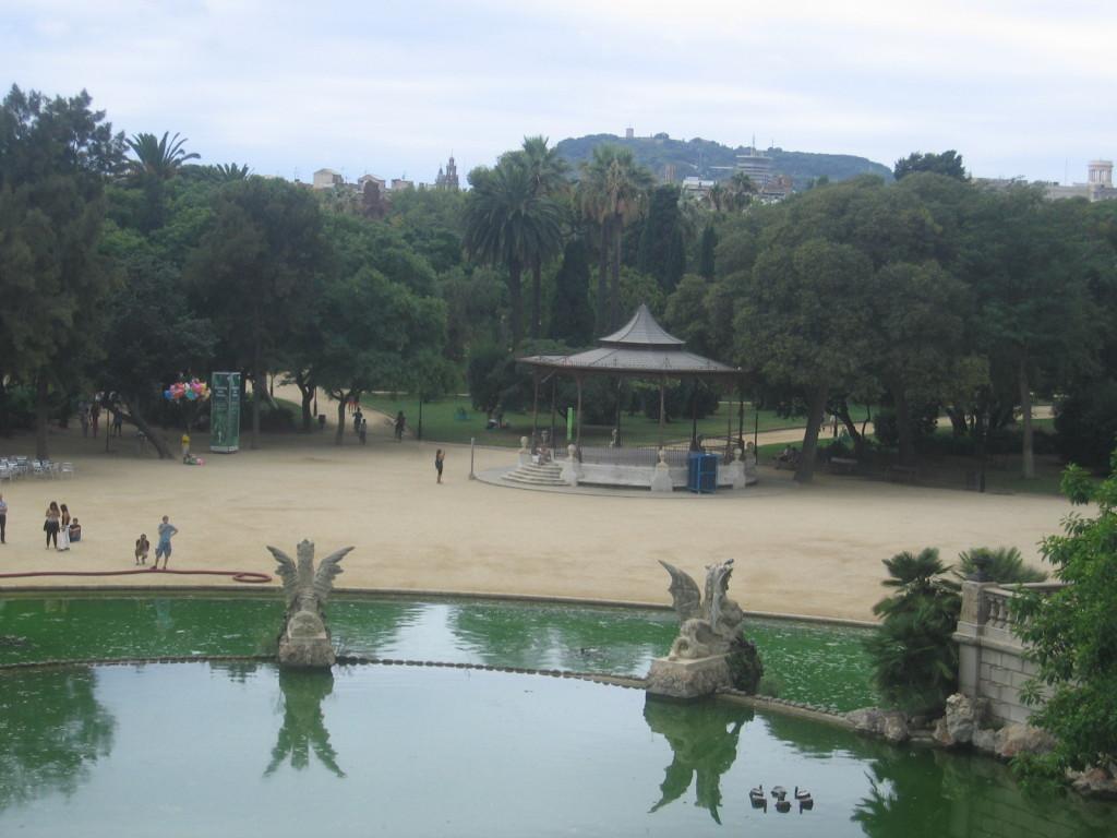 Parc de la Ciutudella