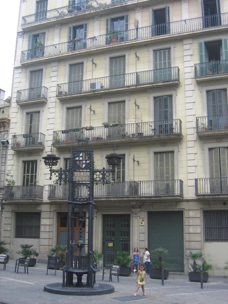 Plaça Sant Pere