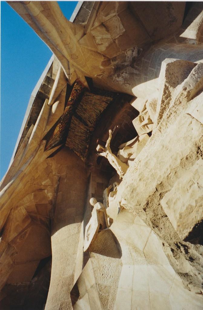 Sagrada Fassade