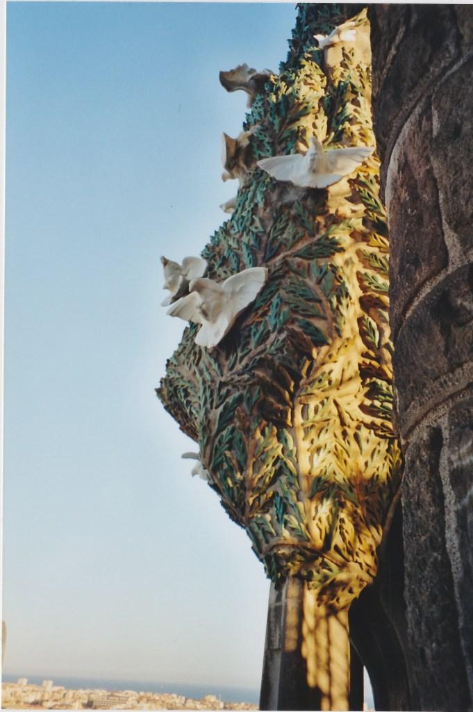 Sagrada Fassadenelement