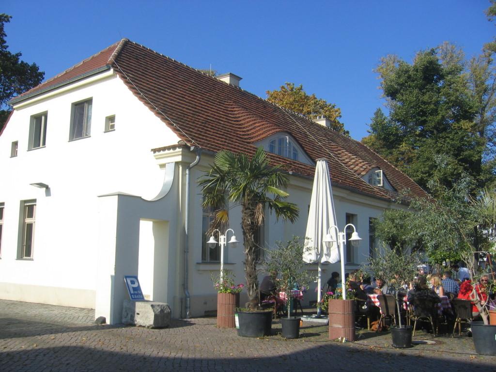 ehem. Hofgärtnerhaus / Blumenthalsches Haus