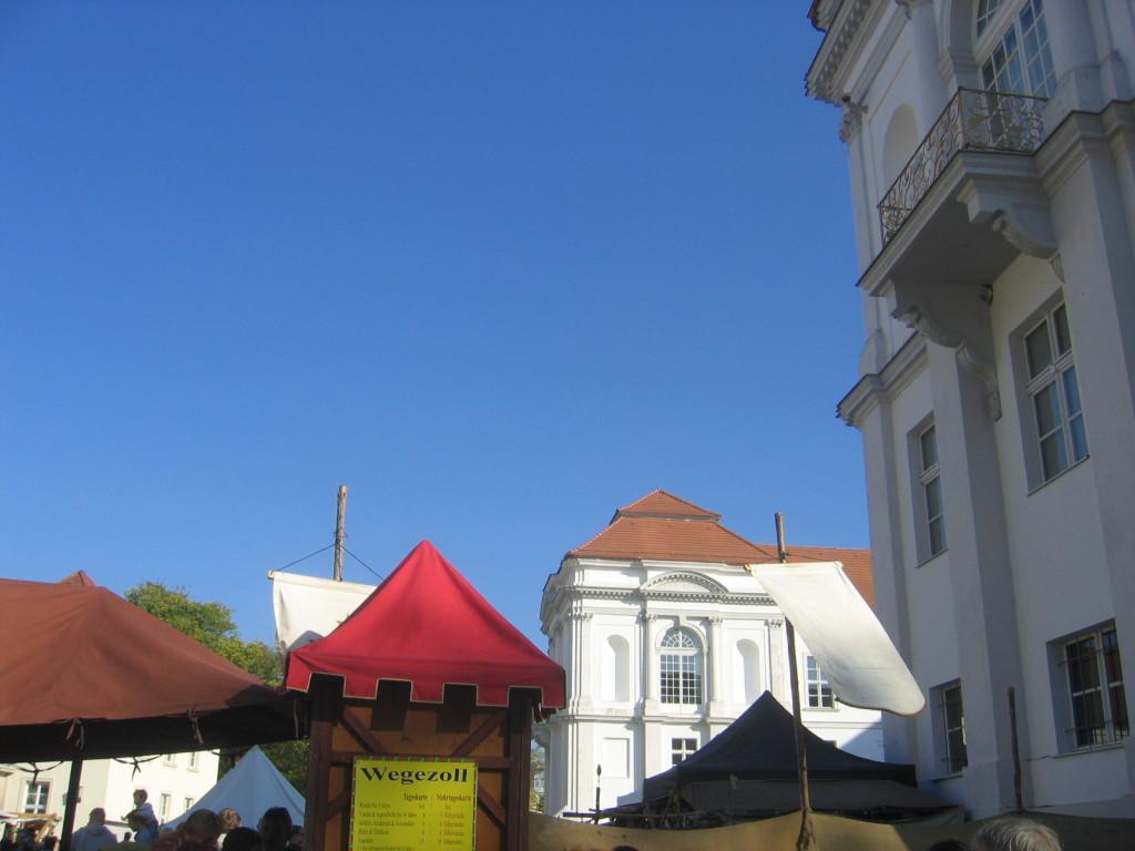 Gauklerfest im Schlosshof