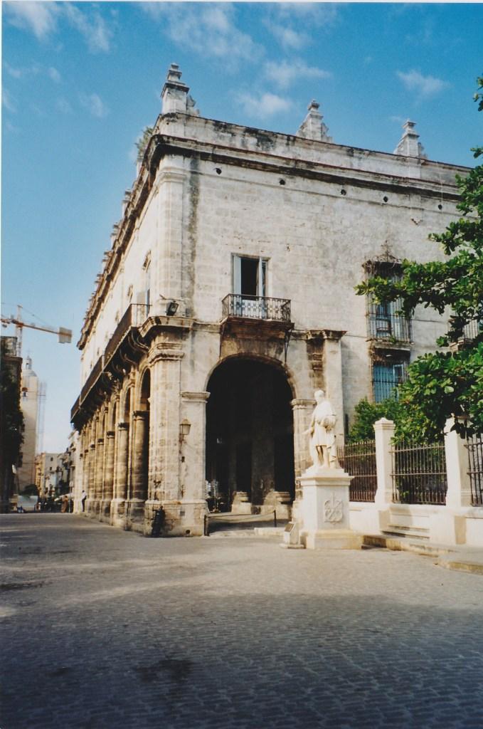 Palacio del Secundo Cabo