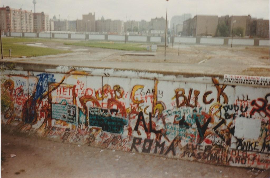 Berlin vor dem Mauerfall