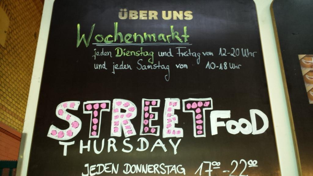 Street Food Thursday