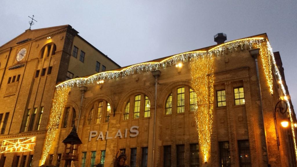 Weihnachtsmarkt Kulturbrauerei