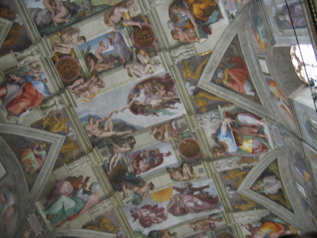 Sixtinische Kapelle