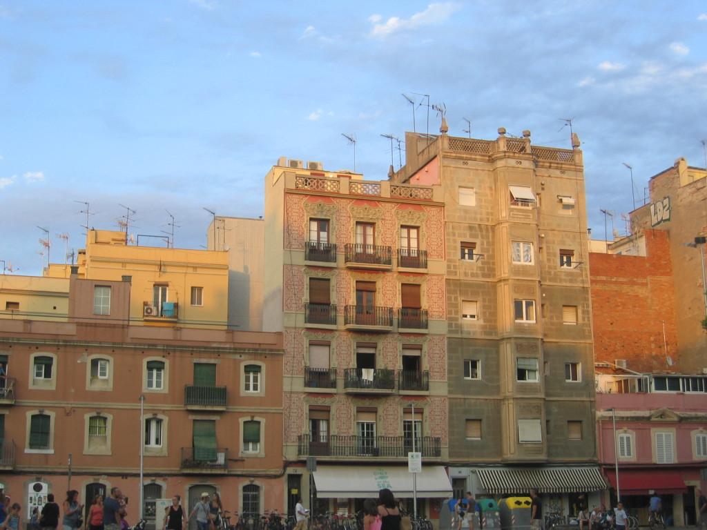 Plaça de la Font Barceloneta