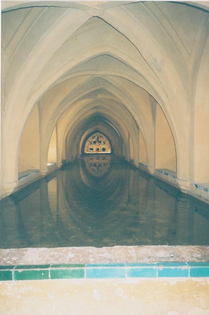 Königliche Badewanne