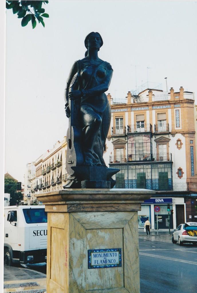 Monumento de Flamenco