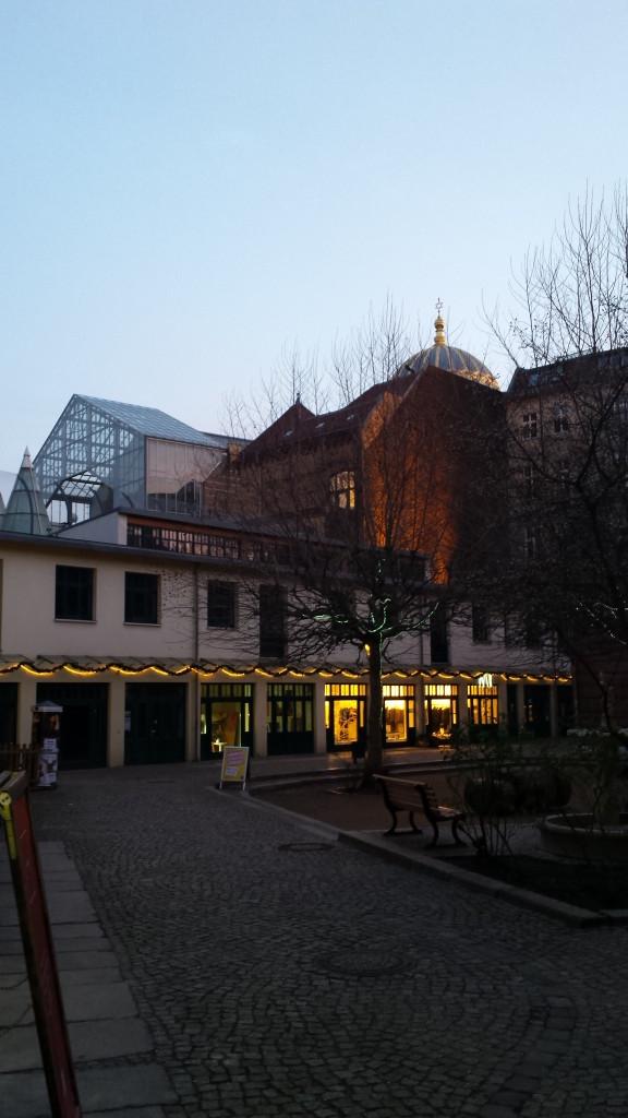Heckmannhöfe