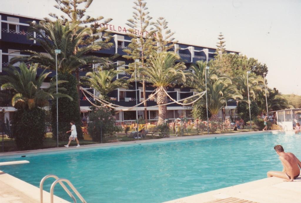 Hotel Agua Meia Praia