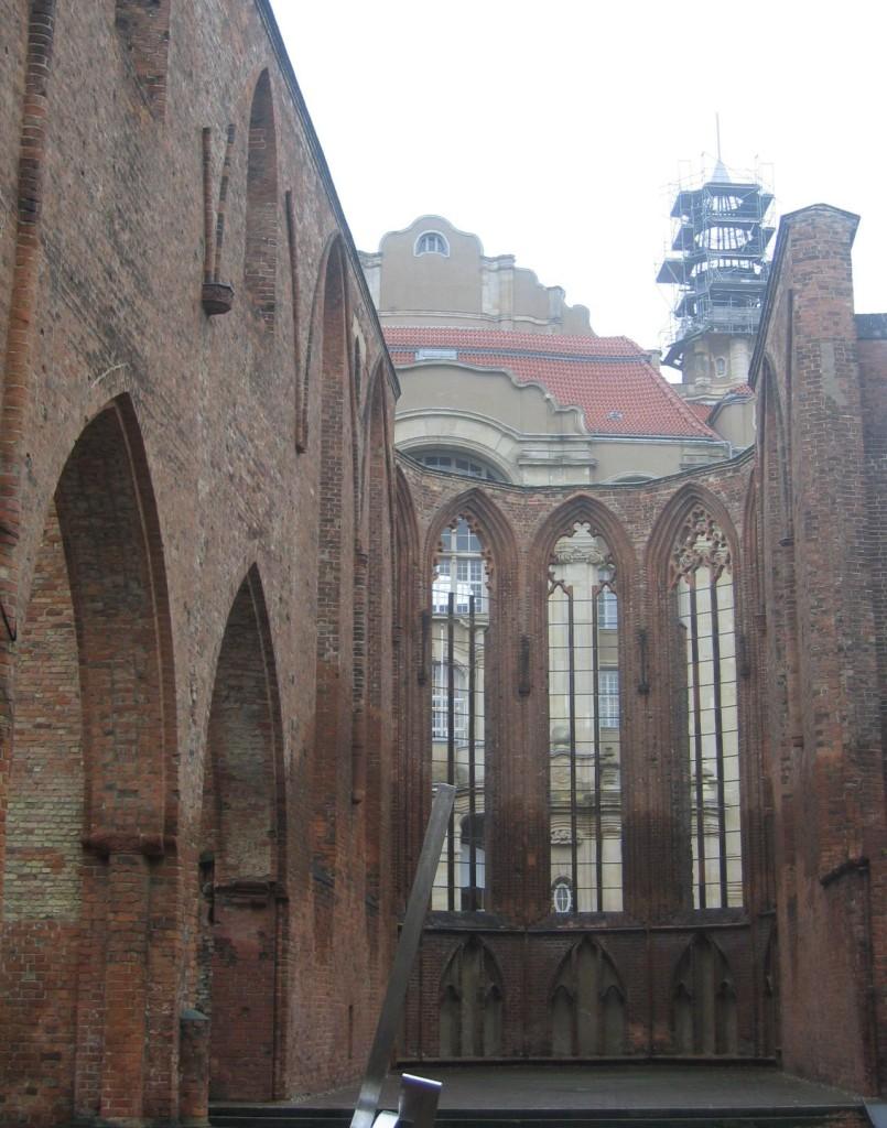 Kloster-Ruine