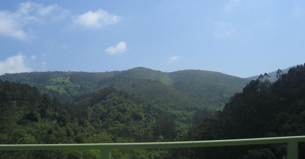 grünes Asturien