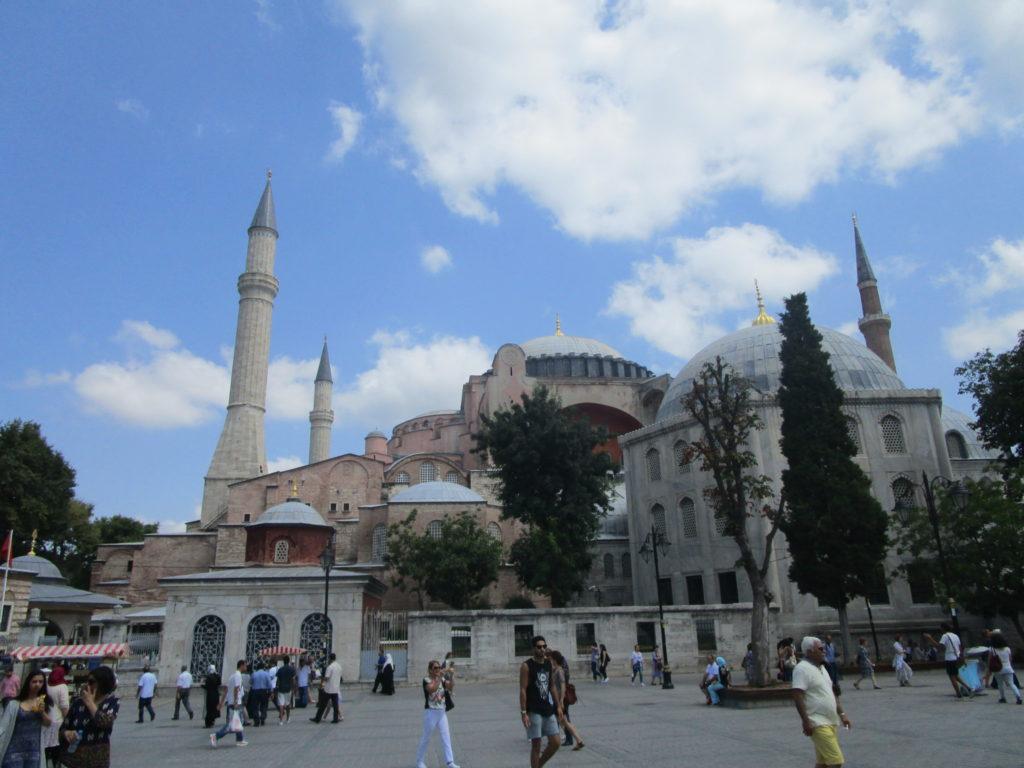 Istanbul Aghia Sophia