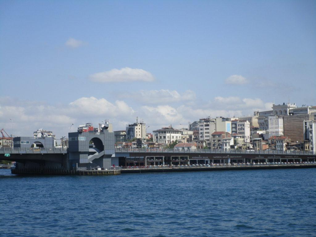 Istanbul Galata-Brücke